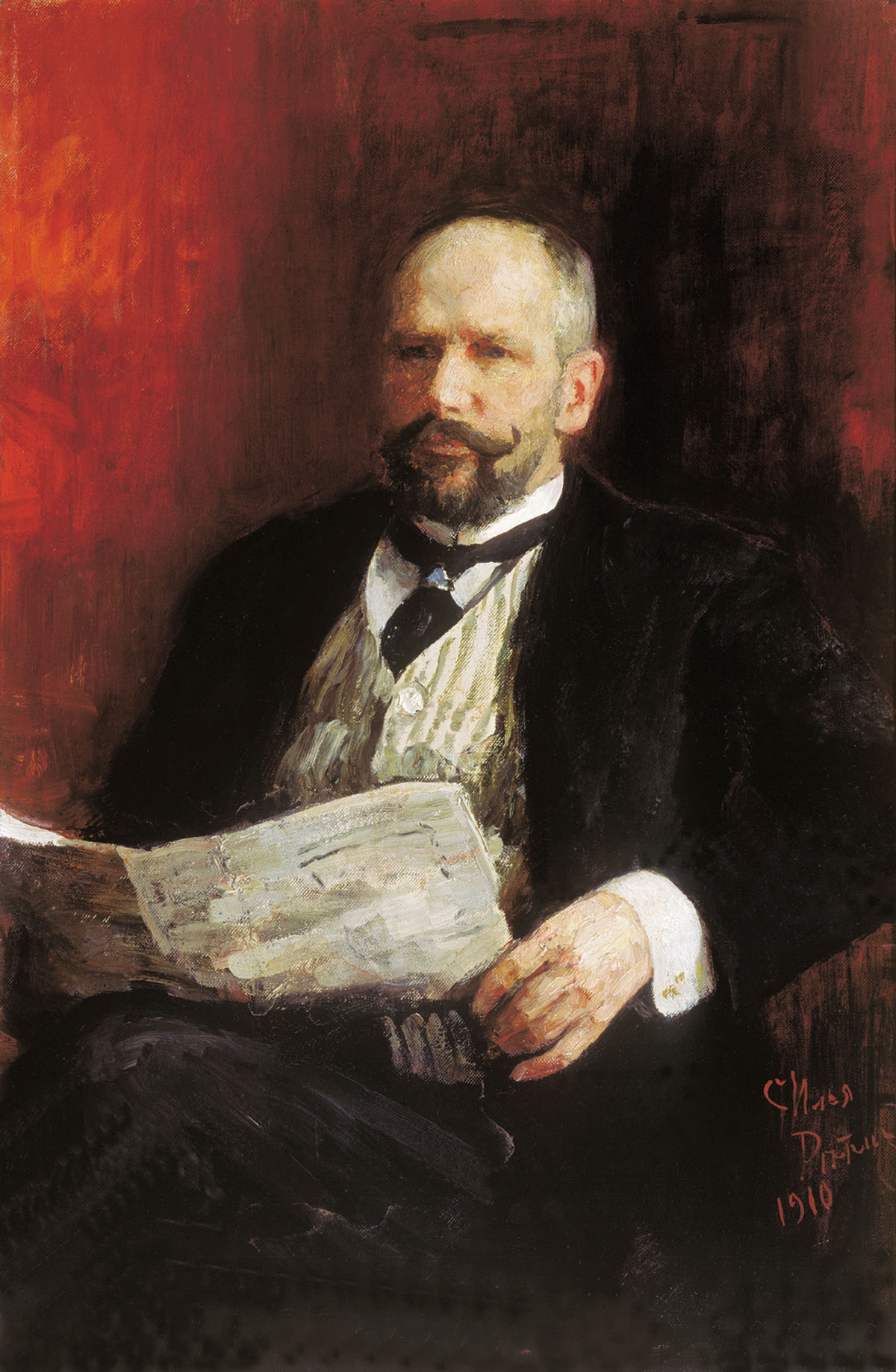 Stolypin by Repin