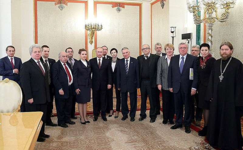 putin and authors of new russian history books 2014