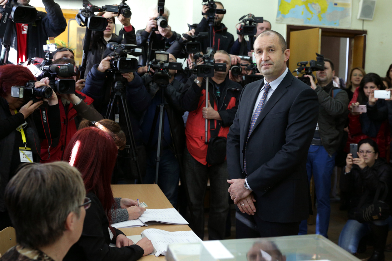 Presidential elections Bulgaria