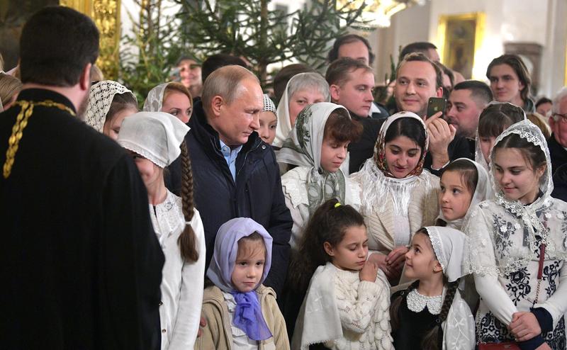 Verwonderlijk Is Late Putinism Dead or only Resting? - Raam op Rusland VN-08