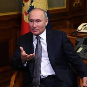 Poetin: 'Rusland en Oekraïne waren en blijven één geheel'
