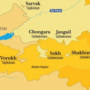 Tadzjikistan en Kirgizië: een gevecht om water, grond en grenzen