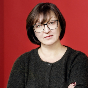 October Lecture by Galina Timchenko