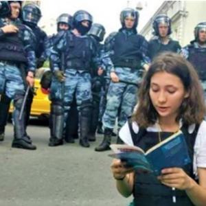 Laatste woord van Olga Misik: Jullie vonnissen niet mij, maar jezelf